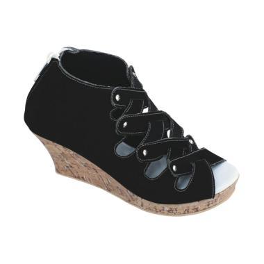 Syaqinah 206 Sandal Anak Perempuan - Hitam