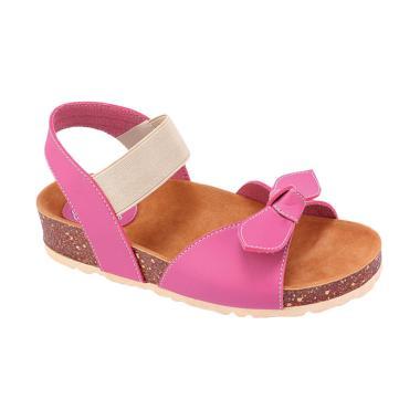 Syaqinah 221 Sandal Anak Perempuan - Pink