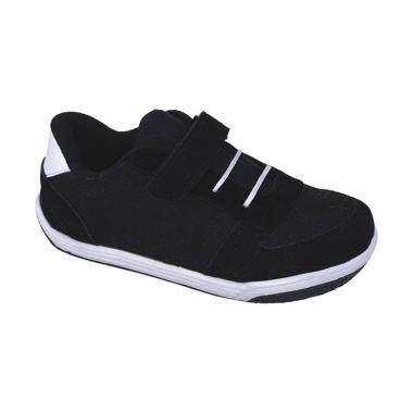 Syaqinah 045 Sneakers Anak Laki-Laki - Hitam