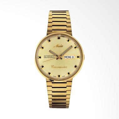 Mido Commander Automatic Stainless  ... ia - Gold [M8429.3.22.23]