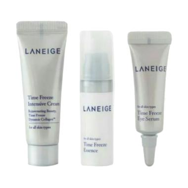 Laneige Time Freeze Trial Kit [3 Items]