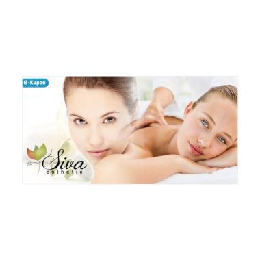 Siva Esthetic Paket A Premium Facia ... & Glowing Perawatan Wajah