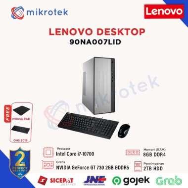 harga LENOVO DESKTOP 14IMB05 i7-10700 8GB 2TB GT730 DVD+OHS 90NA007LID 7LID Blibli.com