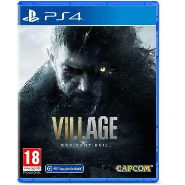 harga Game PS5 Resident Evil 8 Village Blibli.com
