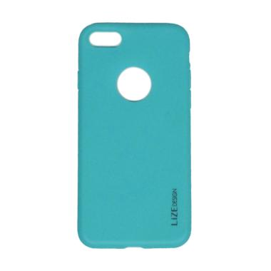 Lize Slim Case Iphone 8 Softcase Iphone 8 Casing iPhone 8 - Tosca