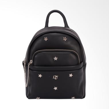 David Jones CM3701 Tas Punggung Mini Backpack Wanita - Black