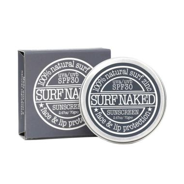 Sensatia Botanicals Surf Naked Sunscreen [70 g]
