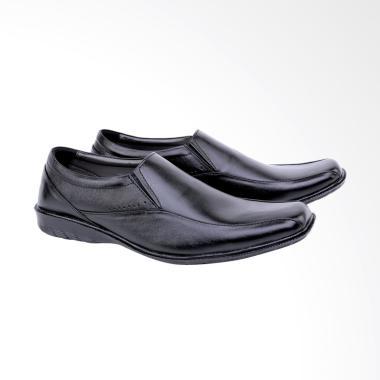 Syaqinah Sepatu Formal Pria - Hitam [044]
