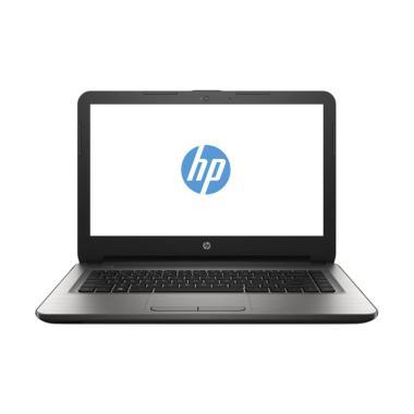 Notebook/Laptop HP 14-BS711TU Noteb ... dows 10/DVDRW] Warna GREY