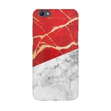 Premiumcaseid Indonesia Red White M ... rdcase Casing for Oppo F3