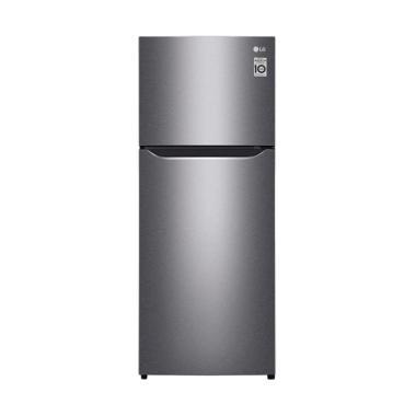 LG GNB185SQBB Small 2 Door Refrigerator
