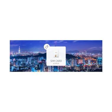 KKDay South Korea Unlimited 4G-LTE KT Olleh SIM Card [5 Hari]