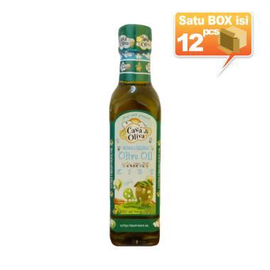 Casa di Oliva Extra Virgin Olive Oi ... ga 3 & 6 [250 mL/ 12 Pcs]