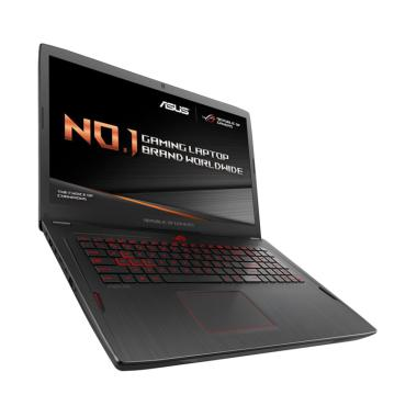 Asus ROG GL702ZC Gaming Notebook [8 ... X580 4GB/ Win 10] - Black