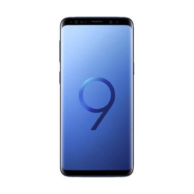 Samsung Galaxy S9 Smartphone - Coral Blue [64GB/ 4GB]
