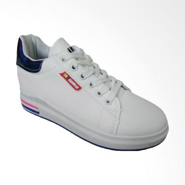 Spike DTR5833 Sepatu Fashion Wanita - White Rainbow 1fb0a3618d