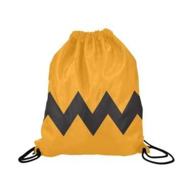 harga Tas Serut Drawstring Bag Charlie Brown Good Boy Snoopy Multicolor Blibli.com