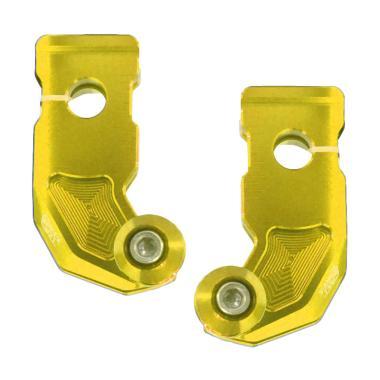 Raja Motor Jalu Paddock for Yamaha  ... CNC - Gold [STZ3053-Gold]