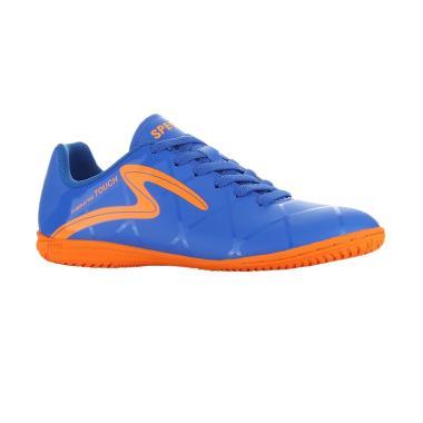 Specs Diablo In Sepatu Futsal Anak - Blue [JR 400651]