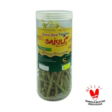 harga SAJULI Pandan Cheese Stick Toples Makanan Kering Blibli.com