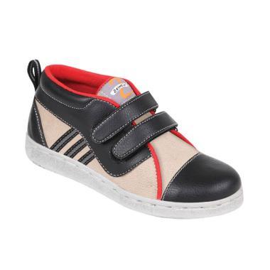 Zeintin ZSAL06 Sepatu Anak Laki-laki - Cream