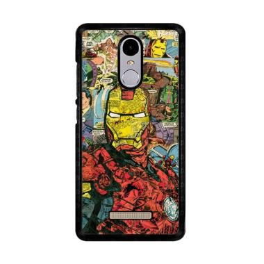 Acc Hp Iron Man Comic Collage L2480 Casing for Xiaomi Redmi Note 3