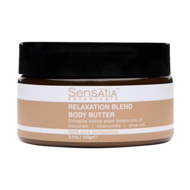 Sensatia Botanicals Relaxation Blend Body Butter [100 g]