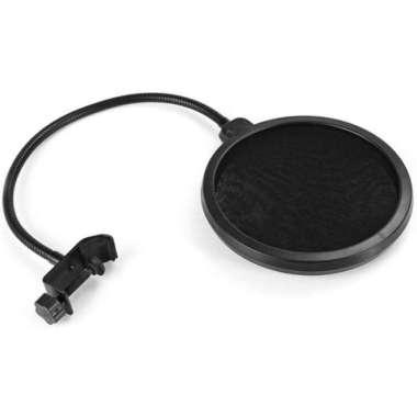 harga Jual TaffSTUDIO Pop Shield Filter Mikrofon Dual Layer BOP Diskon Blibli.com