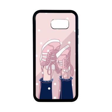 harga Bunnycase Sneakers Girl Art L0433 Custom Hardcase Casing for Samsung Galaxy A5 2017 Blibli.com