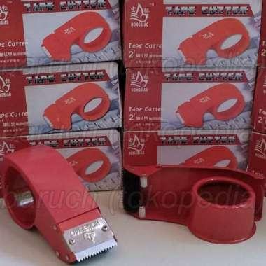 harga Unik tape dispenser metal besi pemotong lakban isolasi selotip cutter Limited Blibli.com