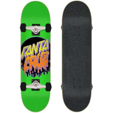harga Skateboard Santa Cruz Rad Dot Green Micro 7.5 /Skate Santacruz Set Blibli.com