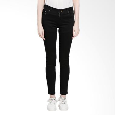 Bronco Slim Fit Chinos Celana Jeans Wanita