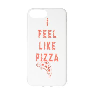 Primavox I Feel Like Pizza M-I8P04 Casing for iPhone 8 Plus