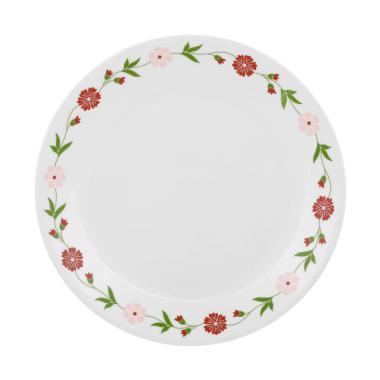 Corelle Spring Pink Bread & Butter Plate Peralatan Makan