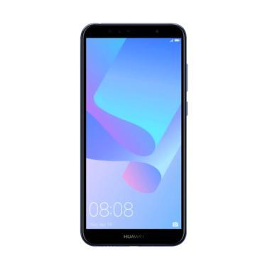 Huawei Y6 2018 Smartphone - Blue [16GB/ 2GB]