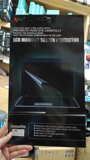 harga Screan Protektor LCD Monitor 14