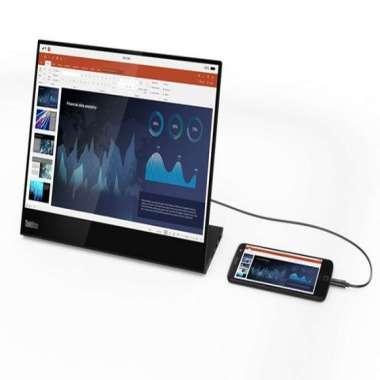 harga Hotsale Monitor Led Portable Touch Lenovo M14T 14