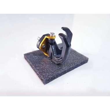 harga VARIASI/AKSESORIS GANTUNGAN/CANTOLAN BARANG MOTOR BEAT-MIO-VARIO-NMAX-X RIDE-SOUL GT-LEXI-SCOOPY DLL Gold Blibli.com
