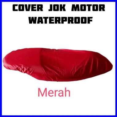 harga Cover Jok/Sarung Jok/Aksesoris Motor Honda ADV Aerox N max pcx Vespa Vario Mio Scoopy Nmax New Merah Blibli.com