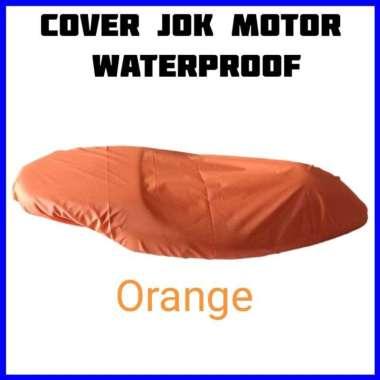 harga Cover Jok/Sarung Jok/Aksesoris Motor Honda ADV Aerox N max pcx Vespa Vario Mio Scoopy Nmax New Orange Blibli.com
