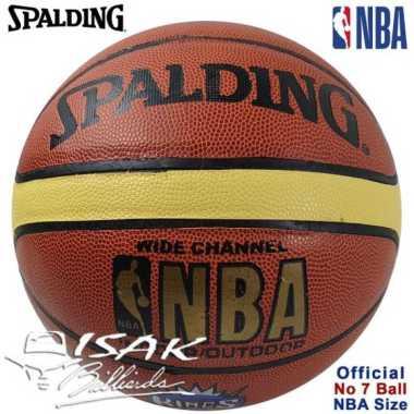 harga Hotsale Official Basketball Spalding - Nba Size No. 7 Bola Basket Game Ball Blibli.com