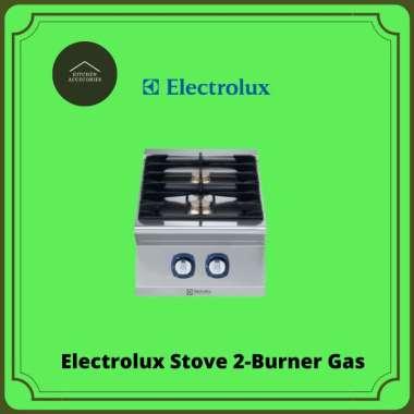 harga Electrolux Stove 2-Burner Gas Top Model E7GCGD2C00 371000 Blibli.com