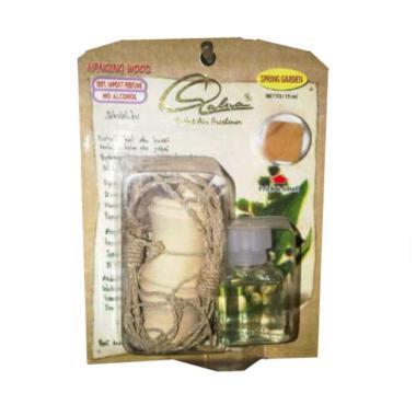 Qalua Aroma Spring Garden Parfum Mobil [15 mL]