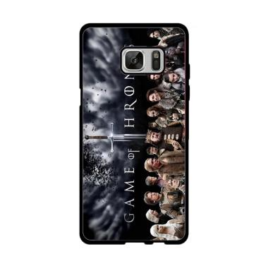 Acc Hp Game of Thrones G0153 Custom Casing for Samsung Note FE