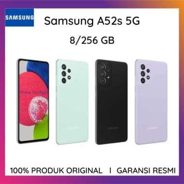 harga Samsung Galaxy A52s 5G 8/256 GB RAM 8 ROM 256GB Original Handphone Smartphone Android GaransI Resmi Black Blibli.com