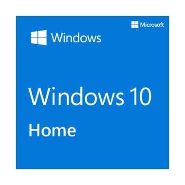 harga Microsoft Windows 10 Home 32-bit / 64-bit Software Blibli.com