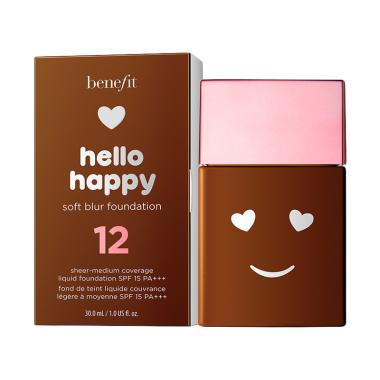 Benefit Cosmetics Hello Happy Soft Blur Foundation - 12