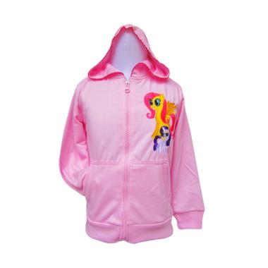 Rainy Collections Karakter My Little Pony Jaket Anak Perempuan [2-6 Tahun]