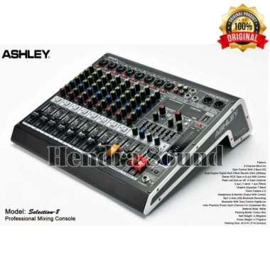 harga Mixer Audio Ashley Selection 8 (8 Channel) Blibli.com