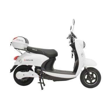 harga Selis New Scootik Motor Listrik Blibli.com